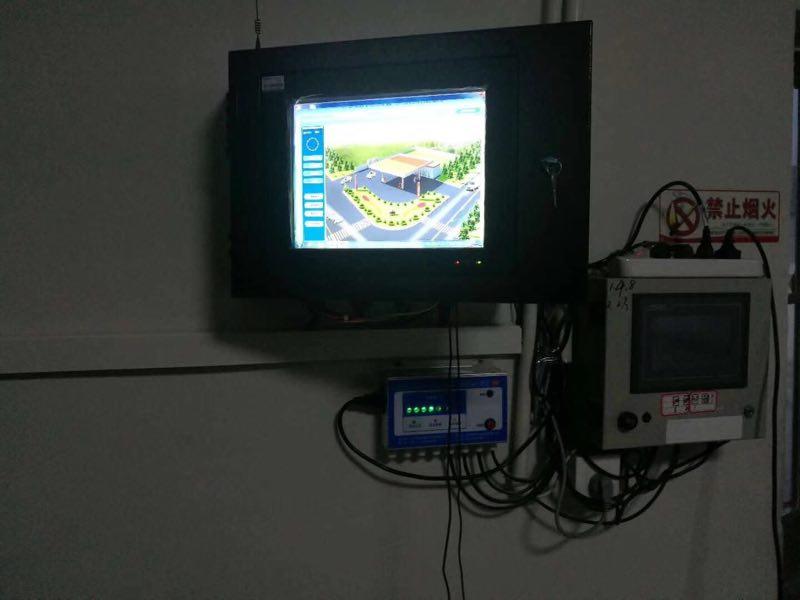 加油站油气回收在线监测系统